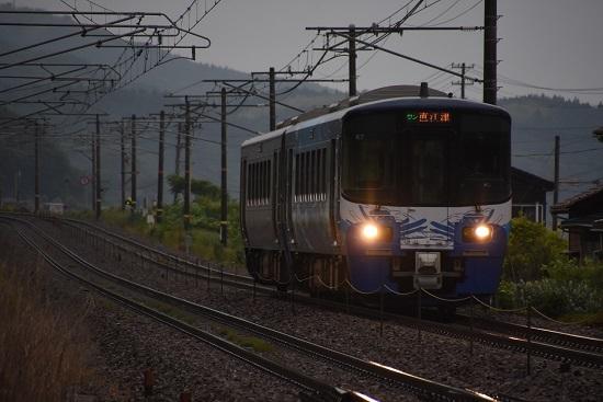 えちごトキめき鉄道1623D ET122形 K7とK4編成