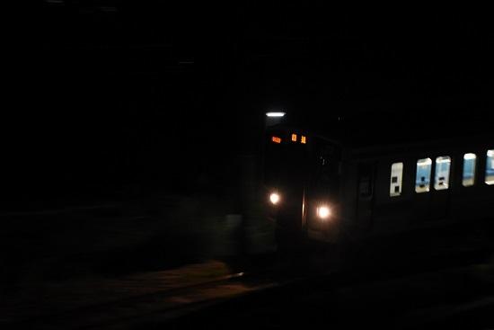 回9122M 211系 辰野駅の送り込み回送
