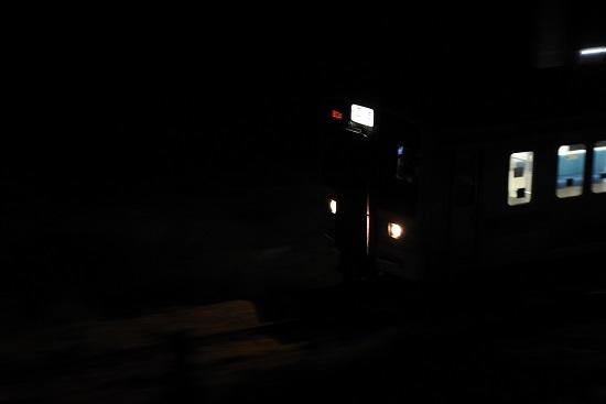 辰野ほたる祭り号の送り込み回送 回9134M 211系