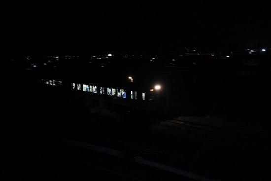 9135M E127系 辰野ほたる祭り号のラスト