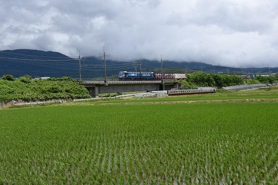6月30日 東線貨物2083レ EH200-21号機
