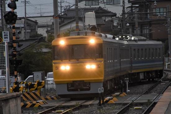 試9853D キヤ95 DR2編成 伊那松島駅入線