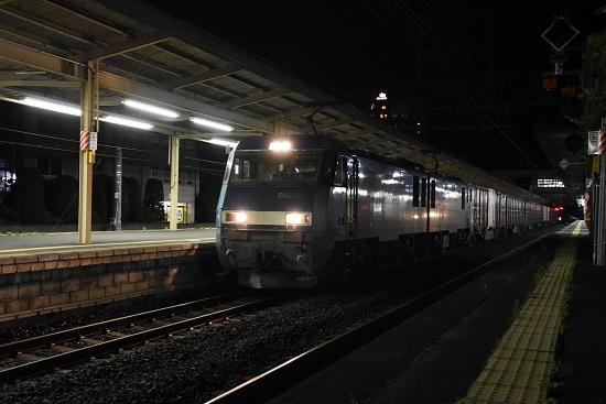 東線貨物89レ EH200-8号機