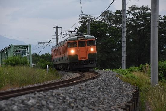 しなの鉄道 1611M S25編成 ミニ湘南色