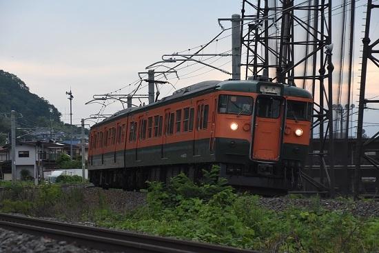 しなの鉄道 2614M S25編成 湘南色