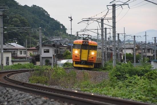 しなの鉄道 616M S9編成 台湾自強号色
