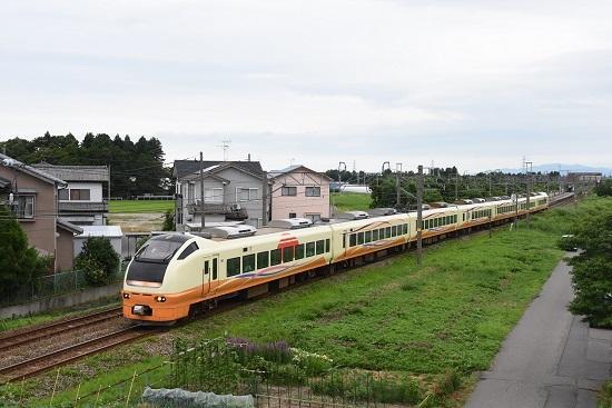 2010M E653系 いなほ10号