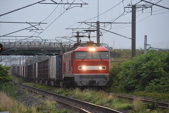 羽越本線 4094レ EF510-4号機