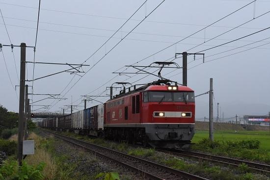 日本海縦貫線貨物 4094レ EF510-4号機
