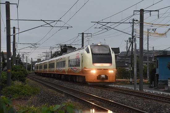 2009M E653系 「いなほ9号」