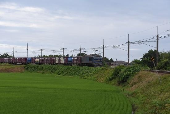 2093レ EF510-505号機 青釜