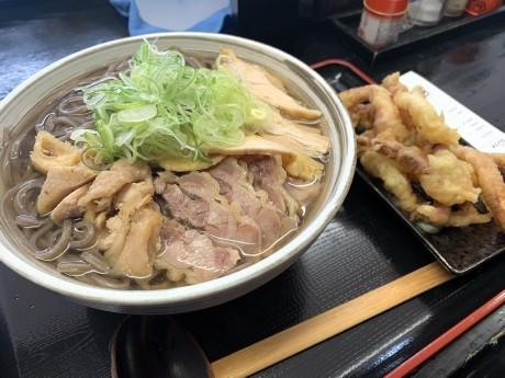 20190503肉そば (1)