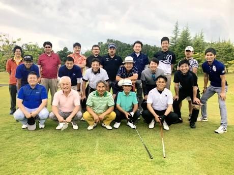 20190715OBゴルフ (1)