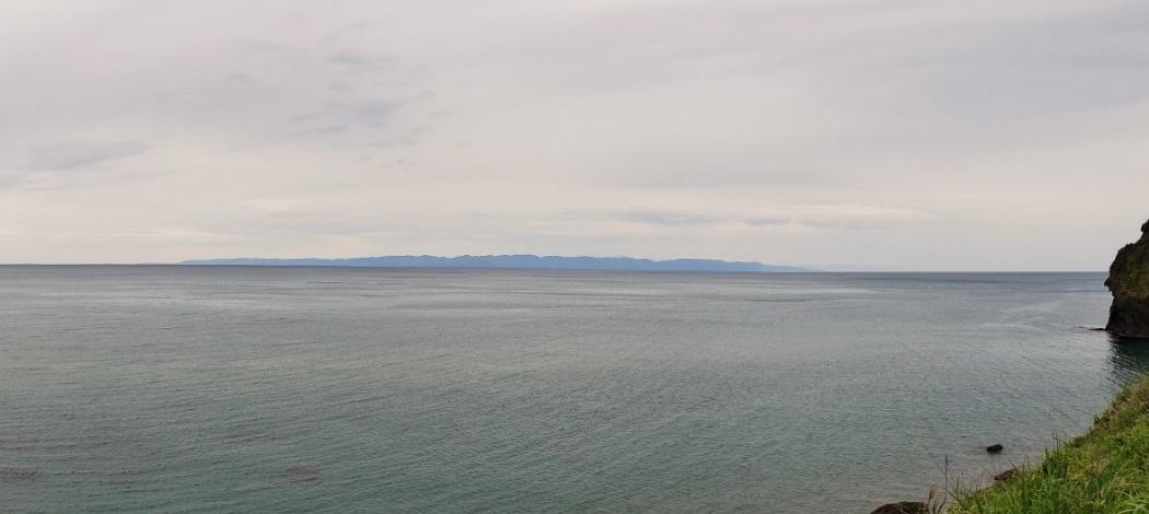 190615朝の海