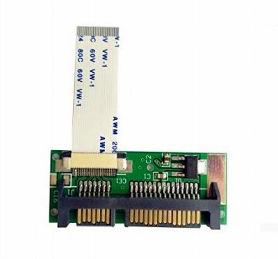 18 24ピン SATA LIF HDD_SSD To 25インチ 22ピン SATA3 6Gbps 変換アダプタ