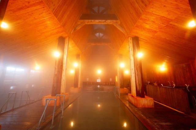 新玉川温泉 大浴場