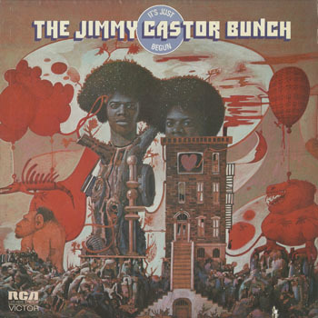 SL_JIMMY CASTOR BUNCH : ITS JUST BEGUN_20190502