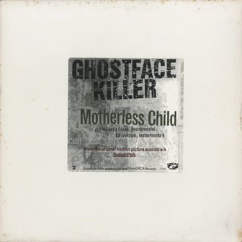 HH_GHOSTFACE KILLAH_MOTHERLESS CHILD_20190517