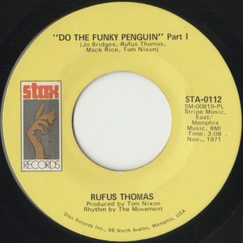SL_RUFUS THOMAS_DO THE FUNKY PENGUIN_20190603