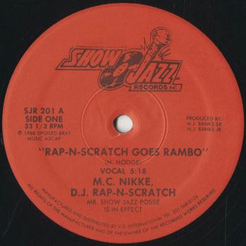 HH_MC NIKKE DJ RAP N SCRATCH_RAP N SCRATCH GOES RAMBO_20190806