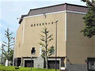 岐阜市文化センター。