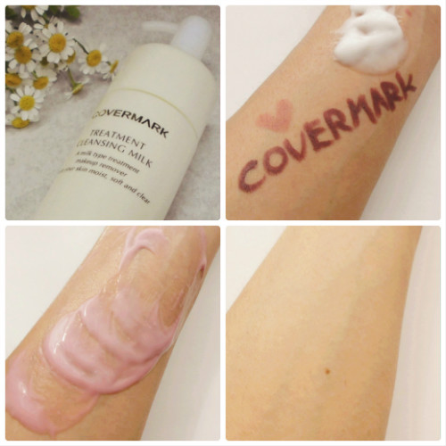 COVERMARK Treatment Cleansing Milk201908003