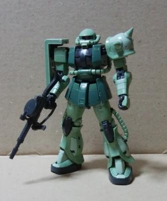 RG 量産型ザク-1