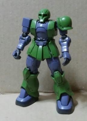 HGGO 旧ザク-3