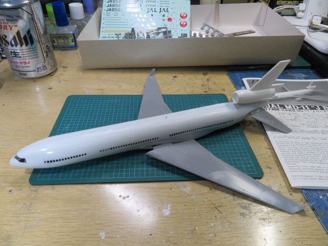MD11 JAL 1/200 の4