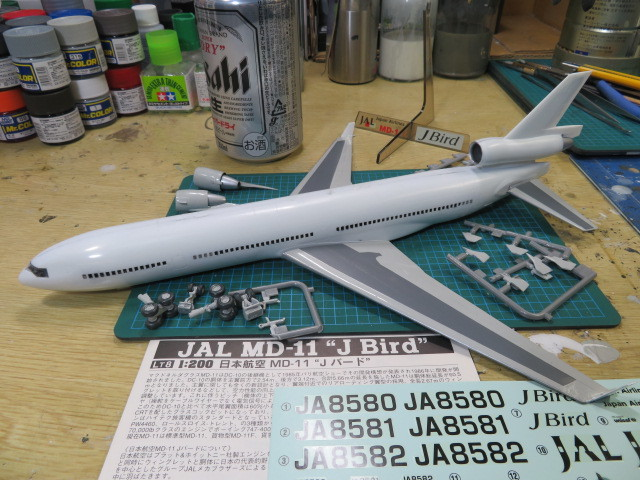 MD11 JAL 1/200 の5