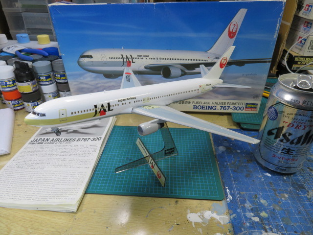 B767-300 JAL 1994 の3