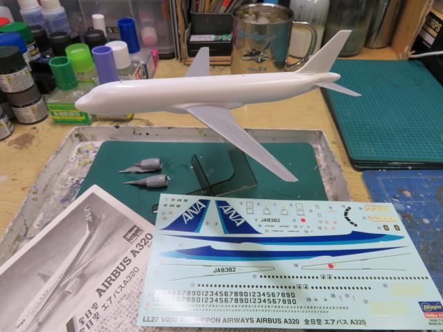 エアバスA320 ANA 初期の2