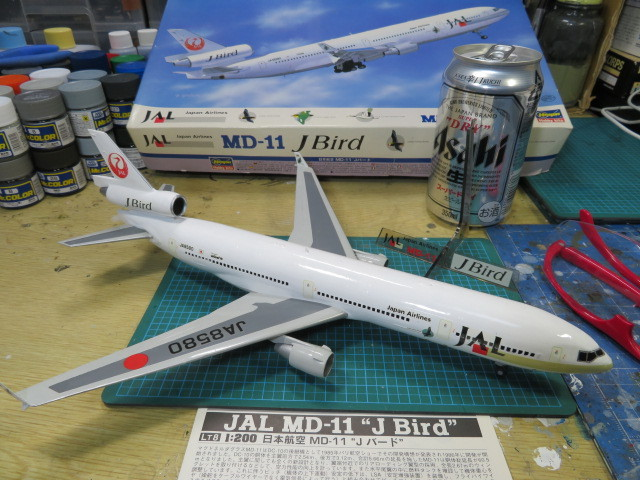MD11 JAL 1/200 の8