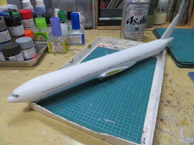 政府専用機 B777-300ER の3