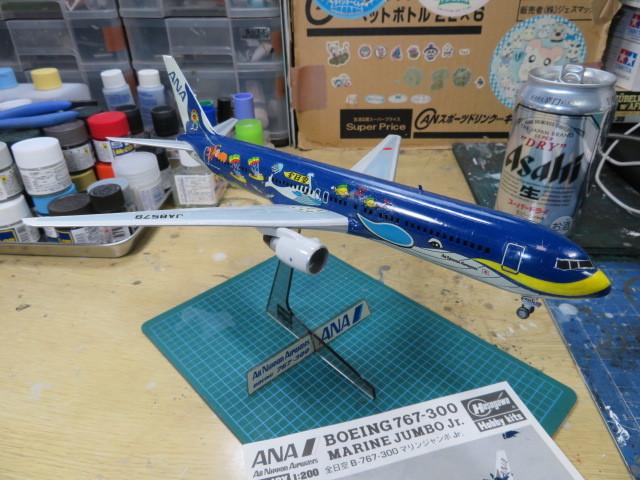 B767-300 ANA マリンジャンボJr. の5