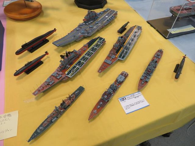 第7回北の艦船模型展 の5