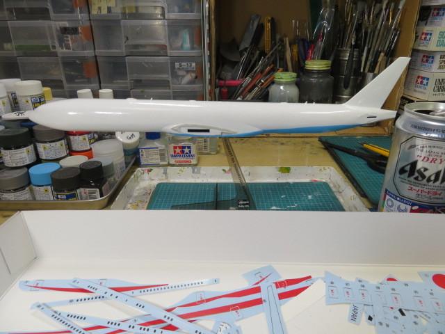 政府専用機 B777-300ER の9