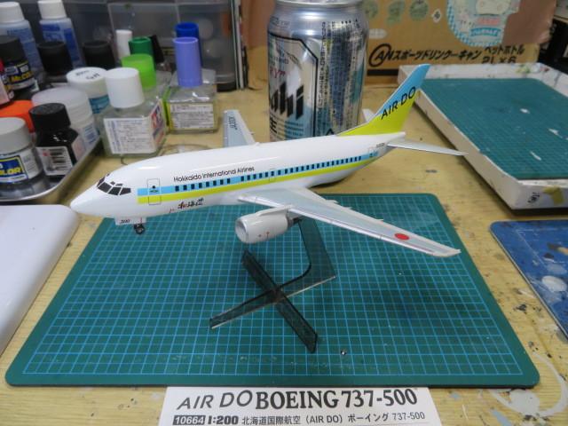 B737-500 AIR DO の4