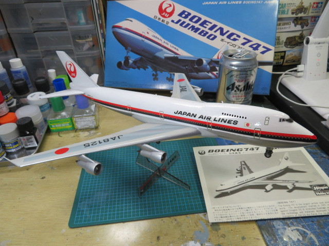 B747-200 JAL の6