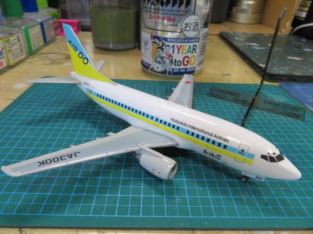 B737-500 AIR DO の5