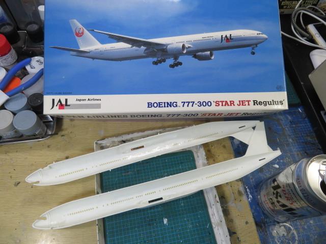 B777-300 JAL STAR JET の1