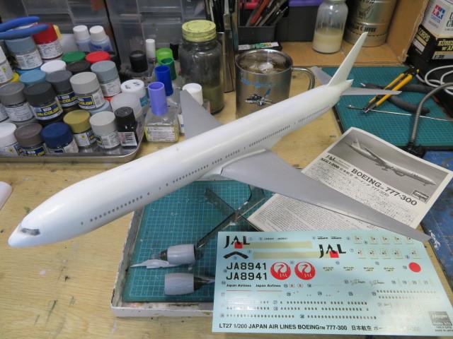 B777-300 JAL STAR JET の2