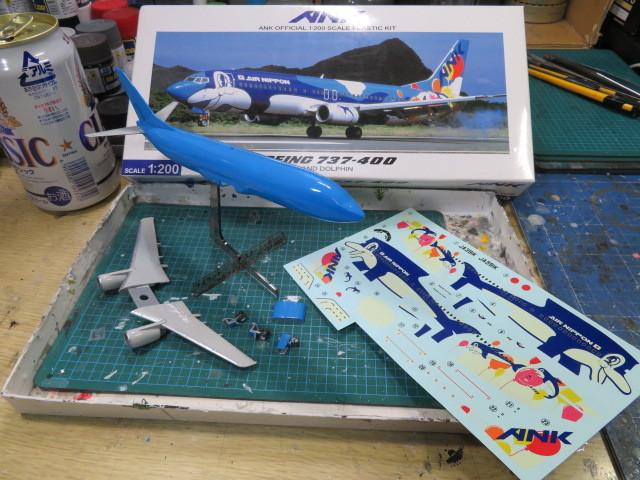 B737-400 ANK の2
