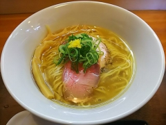 IRUCA -Tokyo- 本格柚子塩らぁ麺 入鹿東京【弐】-8
