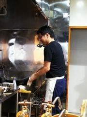 【新店】煮干しだし醤油ラーメン 桂-15