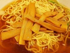 【新店】煮干しだし醤油ラーメン 桂-14