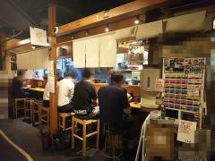 亀戸煮干中華蕎麦 つきひ【五】-1
