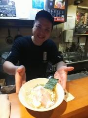 亀戸煮干中華蕎麦 つきひ【五】-5