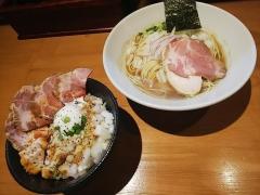 亀戸煮干中華蕎麦 つきひ【五】-6