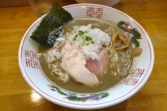 麺屋 謝(いやび)6月28日オープン--濃厚煮干しそば
